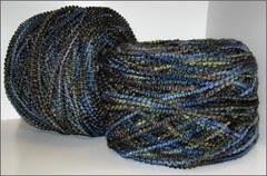 Beaded Metallic Wool
