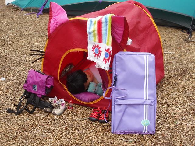 Camping in Wellfleet