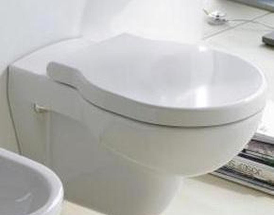 Duravit Bathroom Foster Wall Mounted Toilet Waterloo Bathrooms