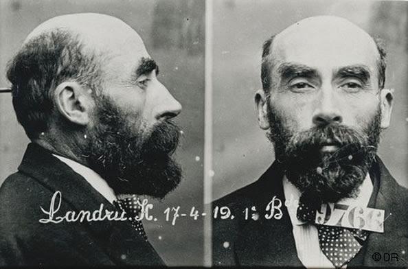Resultado de imagen de Henri-Desiré Landru (
