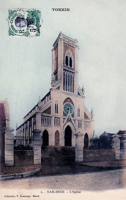 Nam-Dinh - L'Eglise