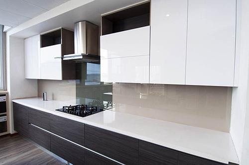How About High Gloss Kitchen Cabinets Knowledge Yueshan Decoration Industry Co Ltd