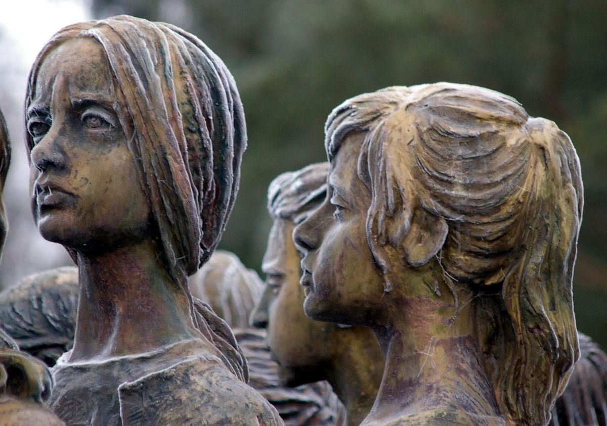 Memorial das Crianças Vítimas de Guerra em Lidice 10