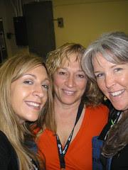 Lisa Linda and Jeanne!