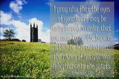 Ephesians 1:18 (60 kb)