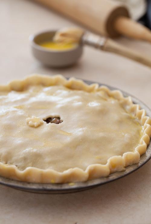 Tourtière Canadian Meat Pie 1