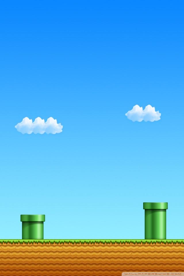 Super Mario Game 4k Hd Desktop Wallpaper For Wide Ultra