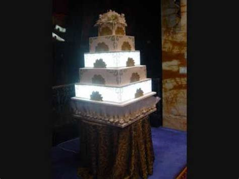 ROYAL wedding cakes in KUWAIT DUBAI QATAR   YouTube