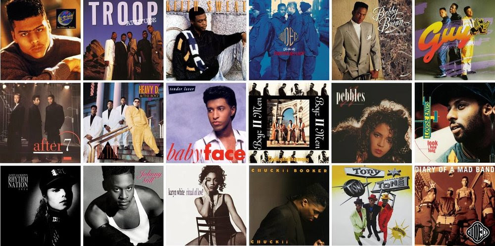 Image result for new jack swing