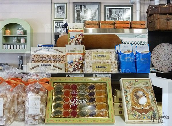 Happiness is... Old Town Italy, an Italian Food Emporium in Umhlanga, Durban