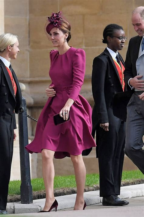 Kate Middleton's Wedding Guest Outfit Just Blew Us All