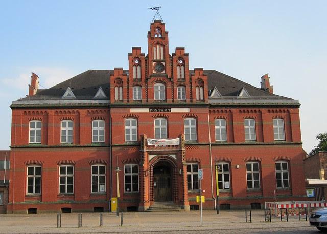 Postamt Ludwigslust