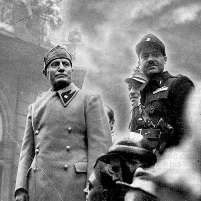 Mussolini-Pavolini