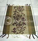 Placemat Mendong Batik AA