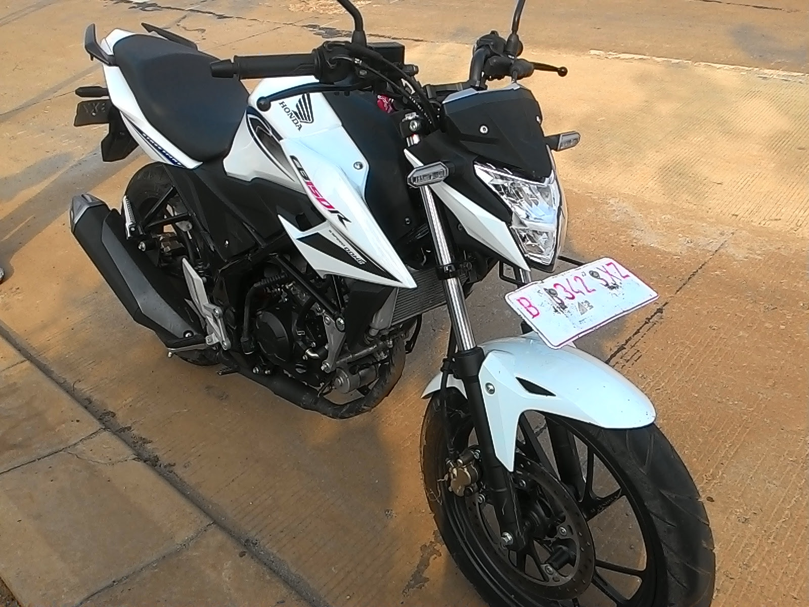 100 Modif Motor All New Cb 150 R Modifikasi Motor Honda CB Terbaru