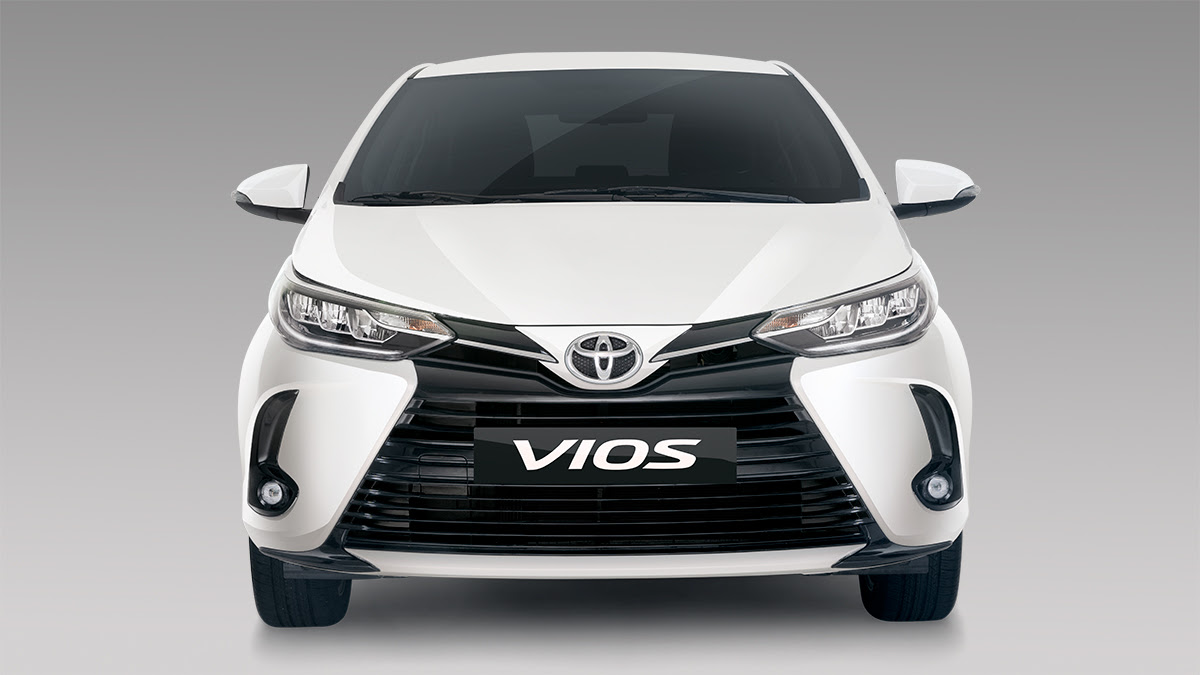 the toyota vios 2021 is now in the philippines  pageone