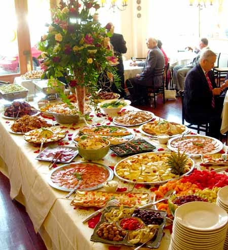 Best food options for weddings