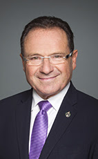Photo - Harold Albrecht - Click to open the Member of Parliament profile
