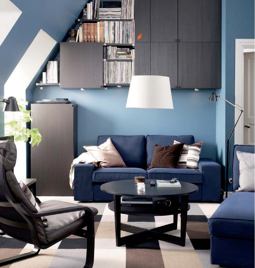 Blue Sofas Ikea Ikea Rp Sofa Cover Nordvalla Light Blue 3 ...