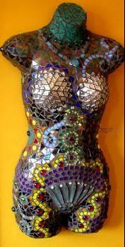 Mosaic by Mary Clark-Camargo
