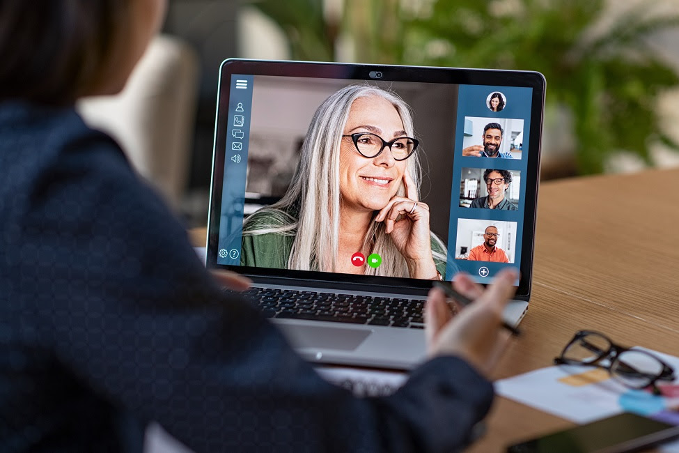 FAU  'Virtual' Communication in the Age of Social Distancing
