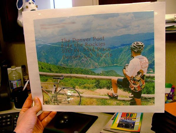 2005 RTR Envelope Front