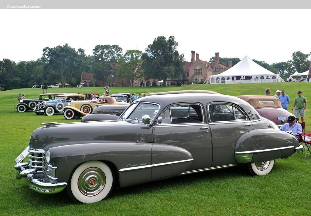 1947 Cadillac Fleetwood - Information and photos - MOMENTcar