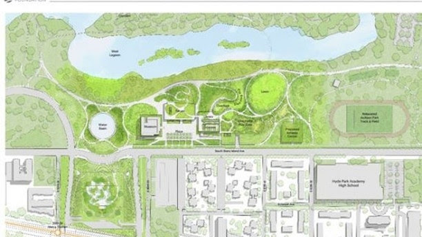 Obama library 1