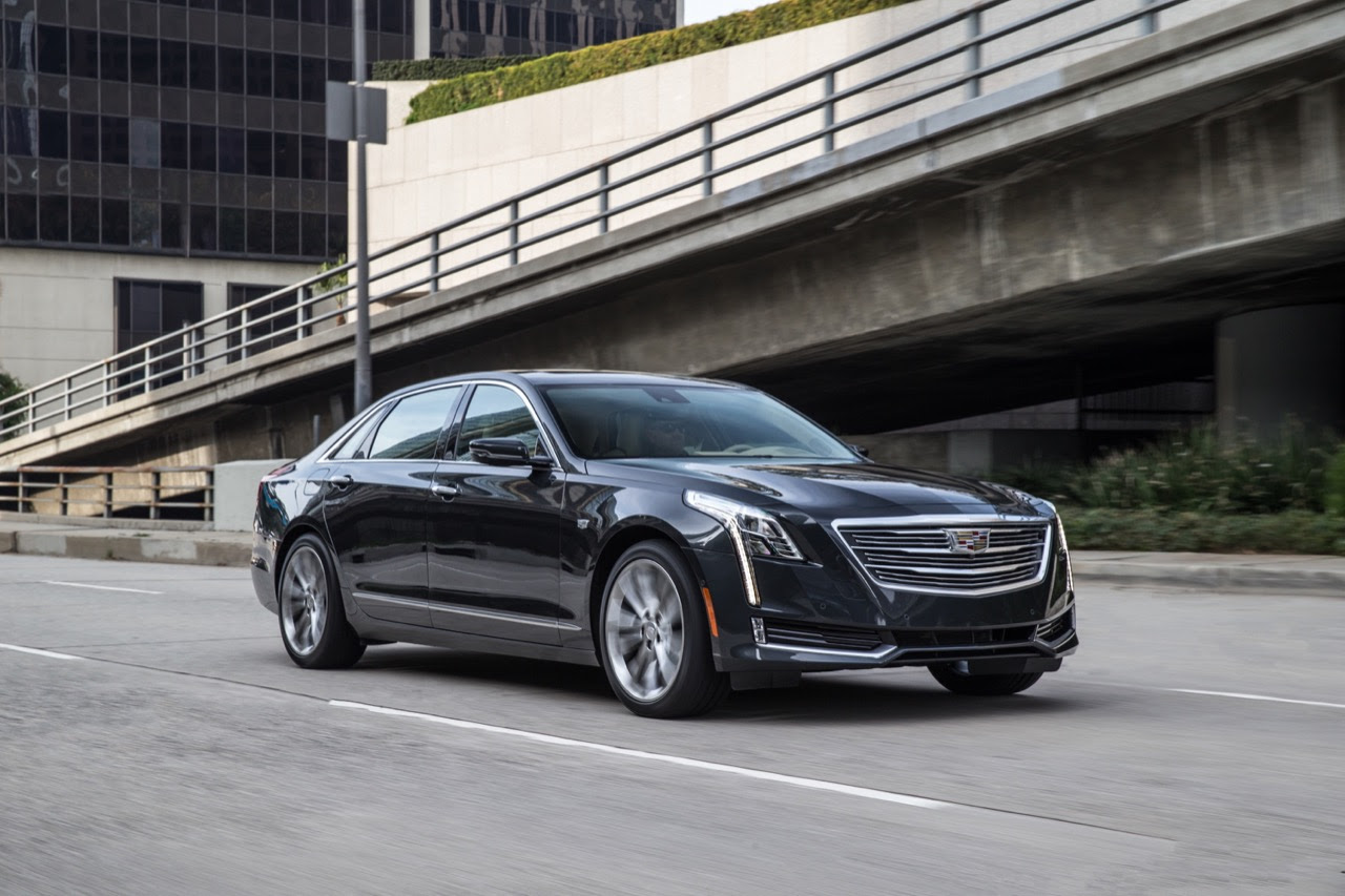 2016 Cadillac CT6 Lease Offer Announced | GM Authority