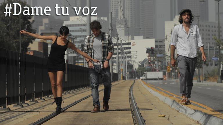 """Eurovisión 2013 - El Sueño de Morfeo habla de """"Dame tu voz"""""""