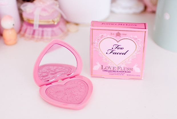Review of Too Faced Love Flush blusher