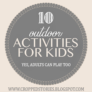 OUTDOOR ACTIVITIES FOR KIDS BUTTON