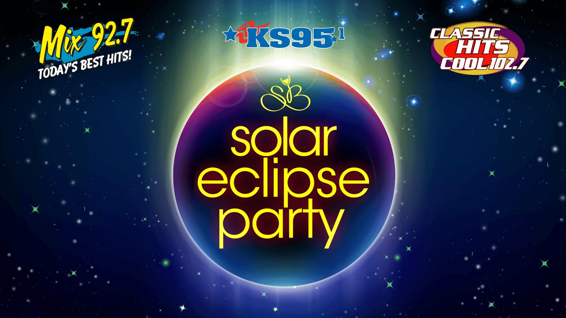 Solar Eclipse Party Ideas Pinterest