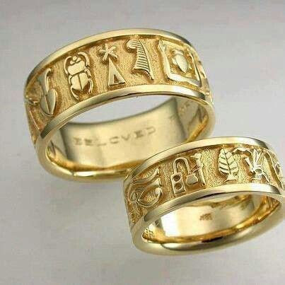 Wedding Rings Pictures: ancient egyptian wedding ring