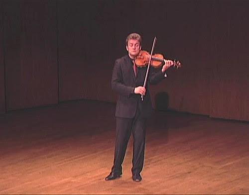 Christian Tetzlaff plays Bach
