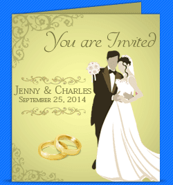Wedding Card Editing Wedding Card