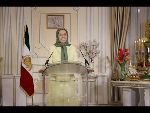 Maryam Rajavi's Speech on the Advent of Persian New Year 1400