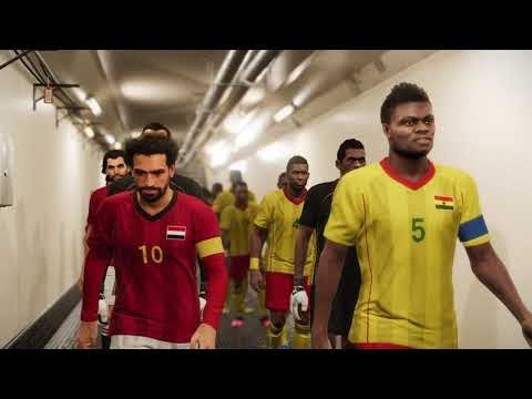 نهائى افريقيا مصر و غانا بيس 2020