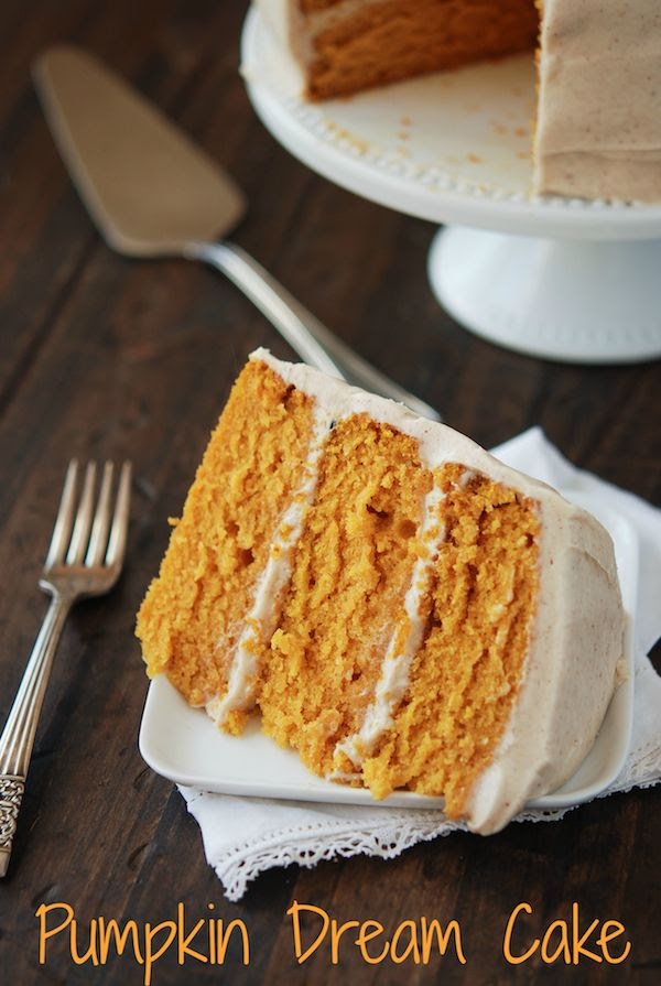 This certainly does look dreamy! #Thanksgiving #recipe #ideas - Ask Anna #pumpkin