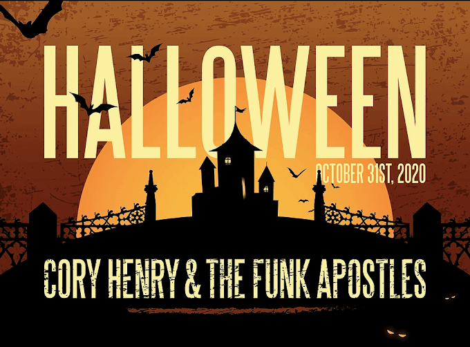 Cory Henry to Perform Livestream Halloween Special