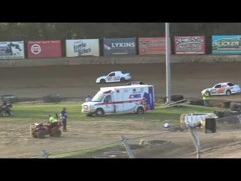 Florence Speedway   6/26/21   Hornet Heat 2