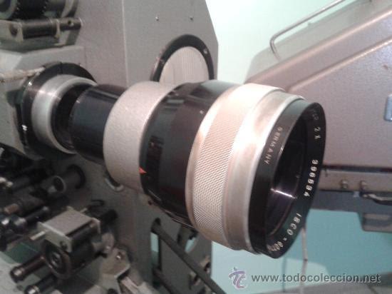 Resultado de imagen de lente anamórfico (cinemascope)