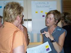 Sue (IHM) & Network participant