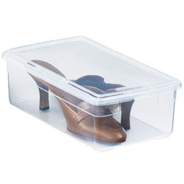http://www.containerstore.com/shop/closet/shoeStorage/shelf?productId=10001753&N=154