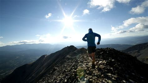 Pushing the Limits: Skyrunning   CBS News