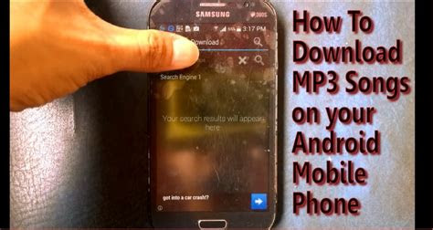 mp audio songs  android mobile phones
