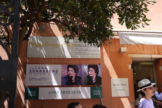 Peggy Guggenheim Collection 佩姬.古根漢美術館