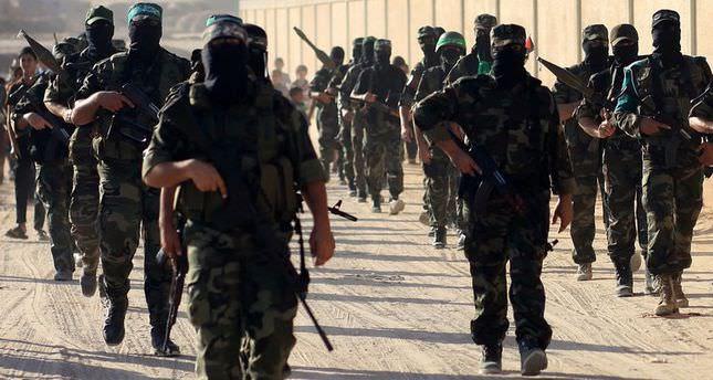 Qassam Brigades defend Gaza against Israeli land operation