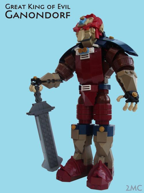 LEGO Ganondorf