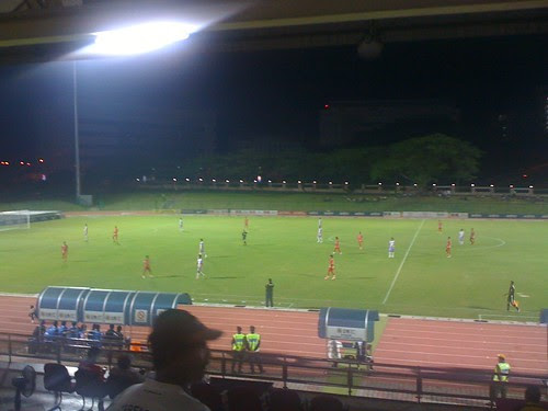 USM FC vs Pos Malaysia